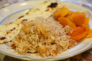 moroccan-style-rice-pilaf